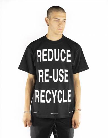 United Standard Virgil Abloh Recycle T-shirt - Black United Standard T-shirt 81,15 € -15%