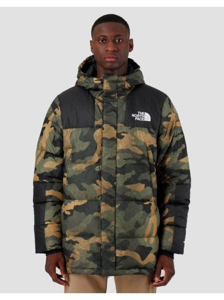 THE NORTH FACE Deptford Down Jacket - Burnt Olive Green Camo THE NORTH FACE Bomber 311,48€ -15%