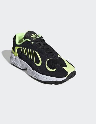 Adidas Originals Yung 1 - Core black/ hi res yellow Adidas Originals Sneakers 105,74 € -30%