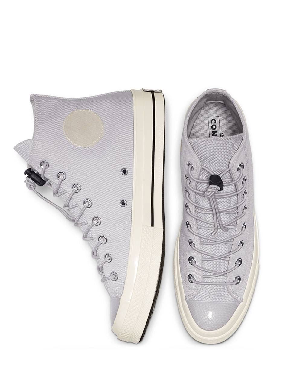Converse Woman Chuck 70 Space Racer High Top - Pale putty/black/egret Converse Sneakers 89,34€ -30%
