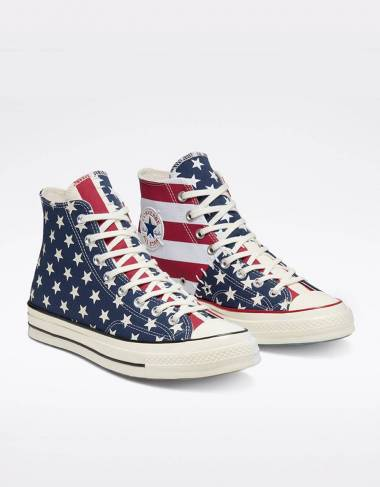 Converse Woman Chuck 70 Archive Restructured High Top - White/Garnet/egret Converse Sneakers 110,66 € -15%