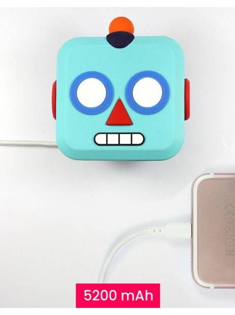 Mojipower 5200 Powerbank - Robot Moji Power ACCESSORIES 31,97 € -15%