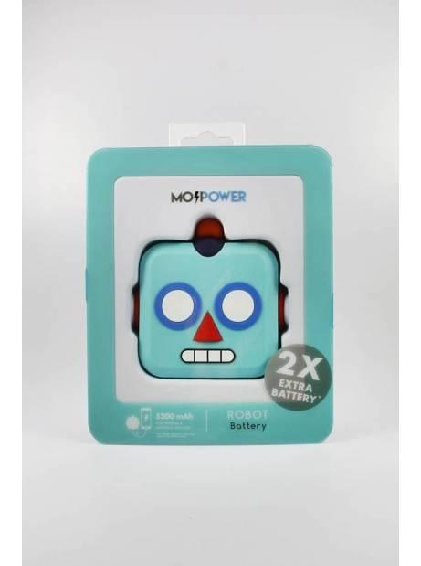Mojipower 5200 Powerbank - Robot Moji Power ACCESSORIES 40,00€