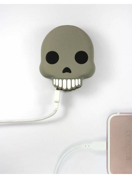 Mojipower Powerbank - Skull Moji Power ACCESSORIES 32,00 €