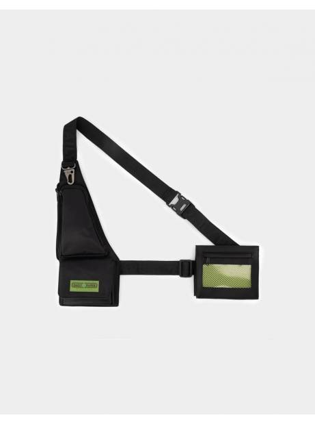 Daily Paper hella bag - black DAILY PAPER Backpack 65,57 €
