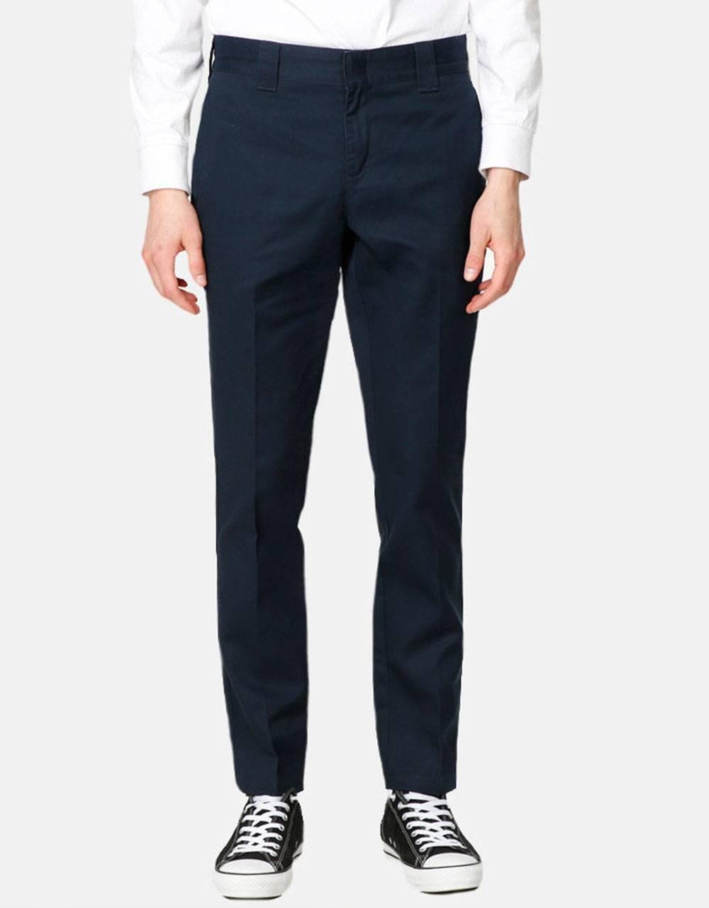 Dickies Slim fit work pant 872 - Dark navy Dickies Pant 76,00€