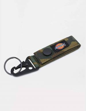 Dickies Rutledge keichain - camo Dickies ACCESSORIES 8,20 €