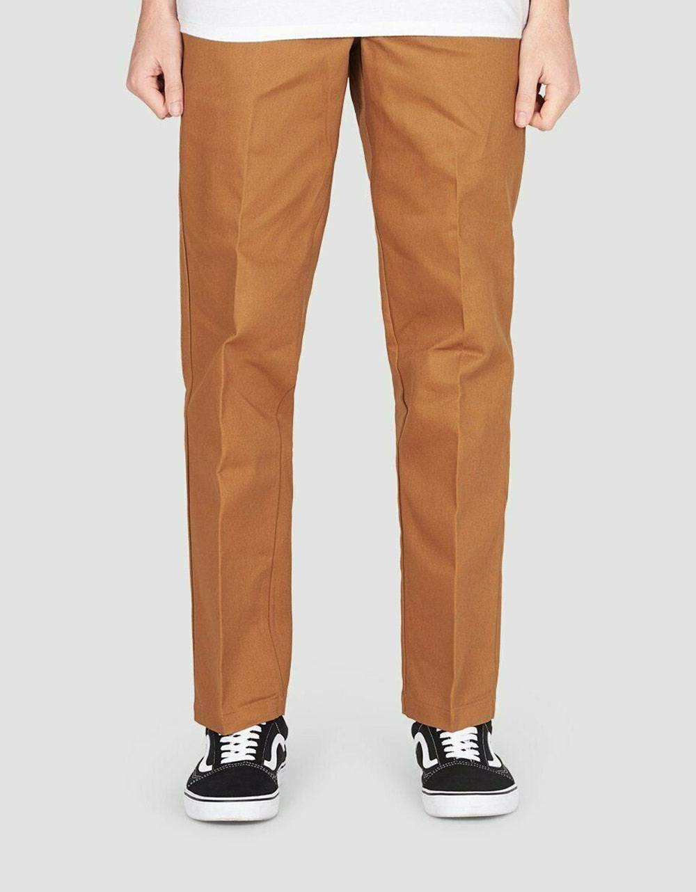 Dickies Slim straight work pant 873 - Brown duck Dickies Pant 76,00 €