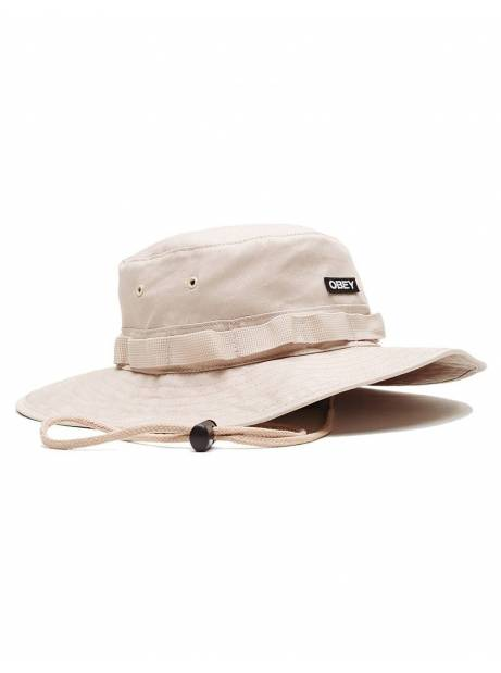 Obey river boonie hat - khaki obey Hat 40,98 €