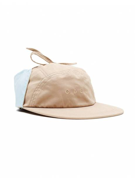 Obey shady 5 panel hat - khaki obey Hat 40,98 €
