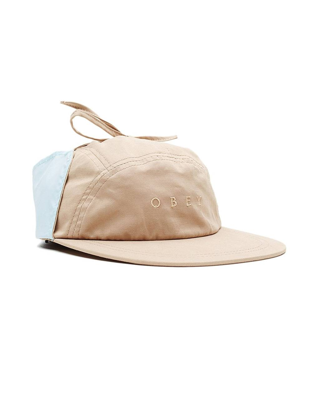 Obey shady 5 panel hat - khaki obey Hat 40,98€