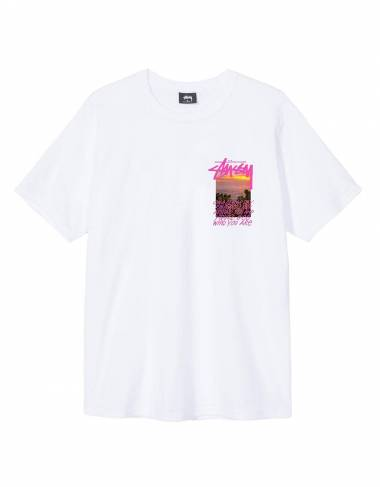 Stussy clear day tee - white Stussy T-shirt 45,08 €