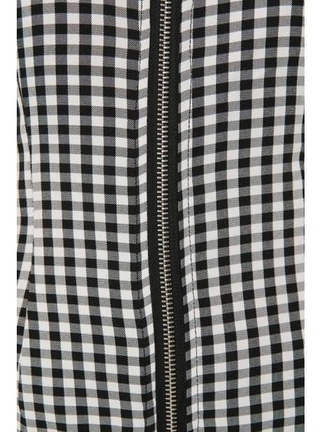 NA-KD by Nicole Mazzoccato checkered mini dress - checkered NA-KD Dress 49,18€