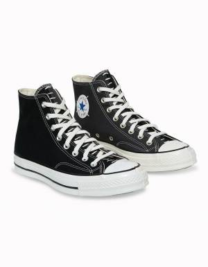 Converse Woman Chuck Taylor 70 Recostructed High ltd - black/almost black/egret Converse Sneakers 113,93 €