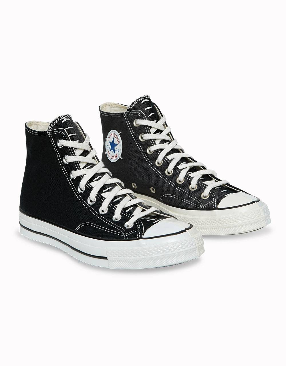 Converse Woman Chuck Taylor 70 Recostructed High ltd - black/almost black/egret Converse Sneakers 142,00€