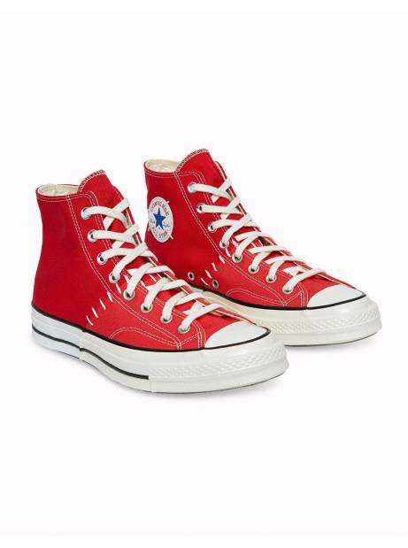 Converse Woman Chuck Taylor 70 Recostructed High ltd - red/sedona red/egret Converse Sneakers 142,00 €