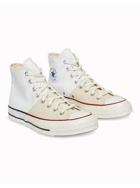Converse Woman Chuck Taylor 70 Recostructed High ltd - White/egret Converse Sneakers 113,93 €