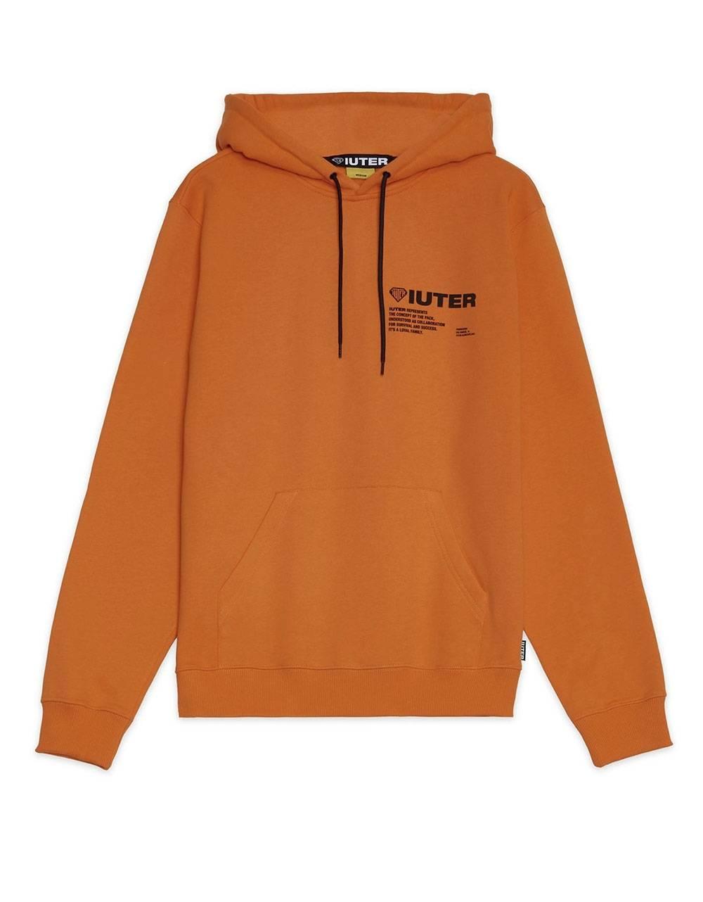 Iuter Info hoodie - Orange IUTER Sweater 77,87€