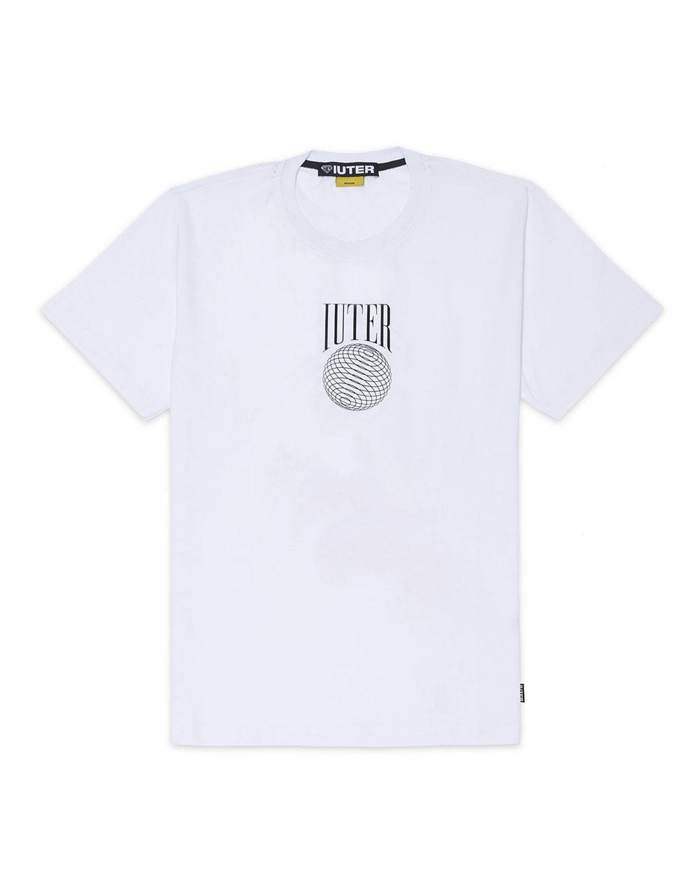 Iuter Landlord tee - white IUTER T-shirt 36,89€