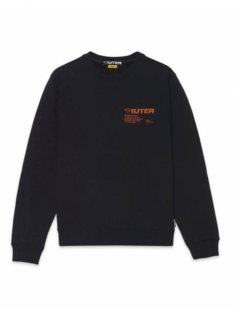 Iuter Info crewneck sweater - Black IUTER Sweater 69,67€