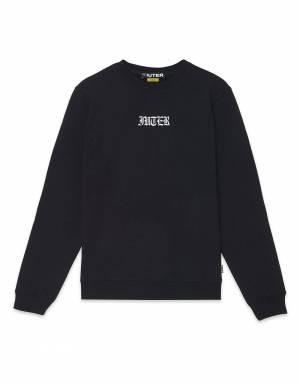 Iuter Noone crewneck sweater - Black IUTER Sweater 81,15€