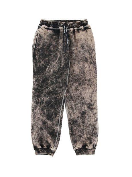 United Standard glitch logo sweatpants - acid black United Standard Pant 184,43€