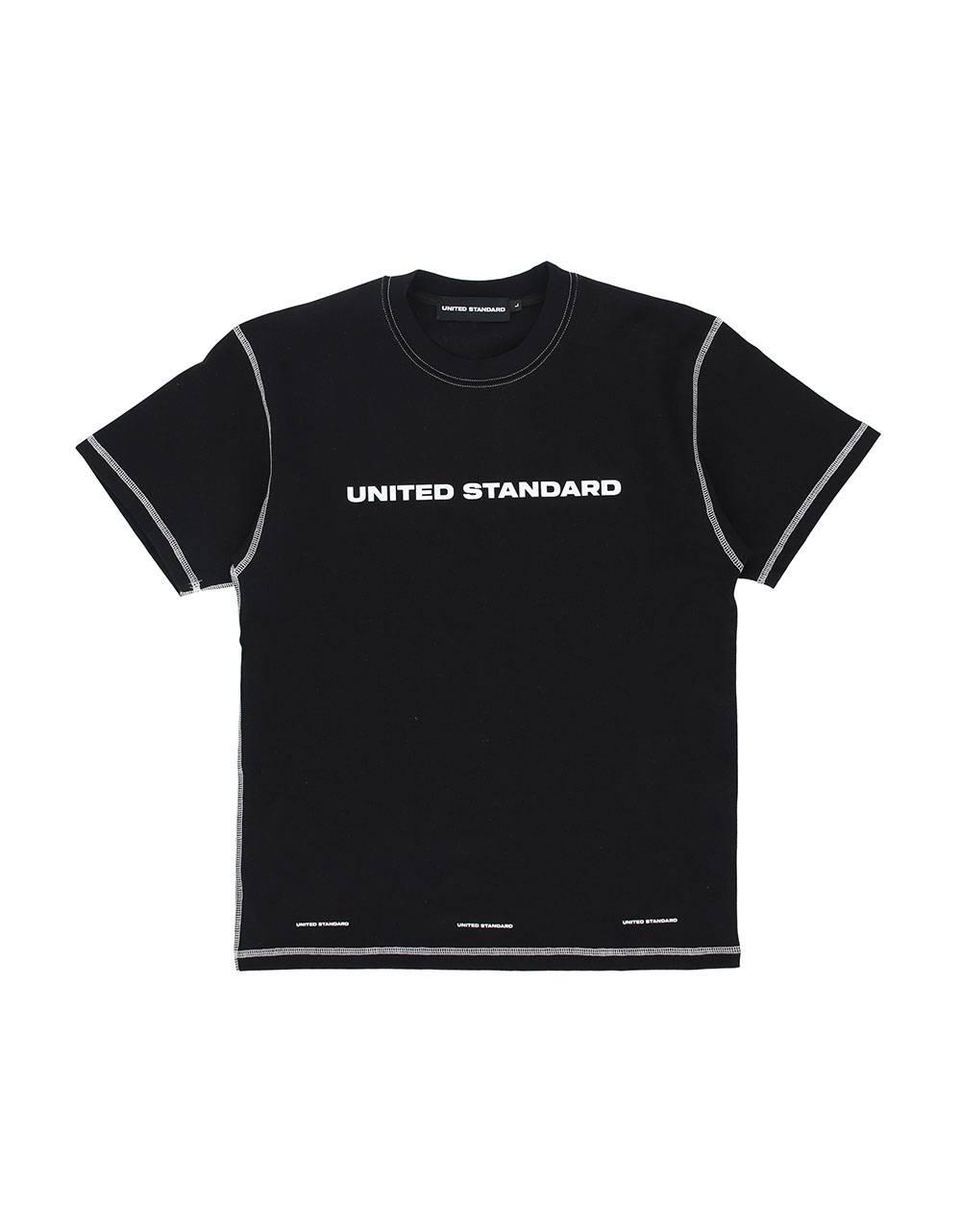 United Standard logo t-shirt - black United Standard T-shirt 56,56€