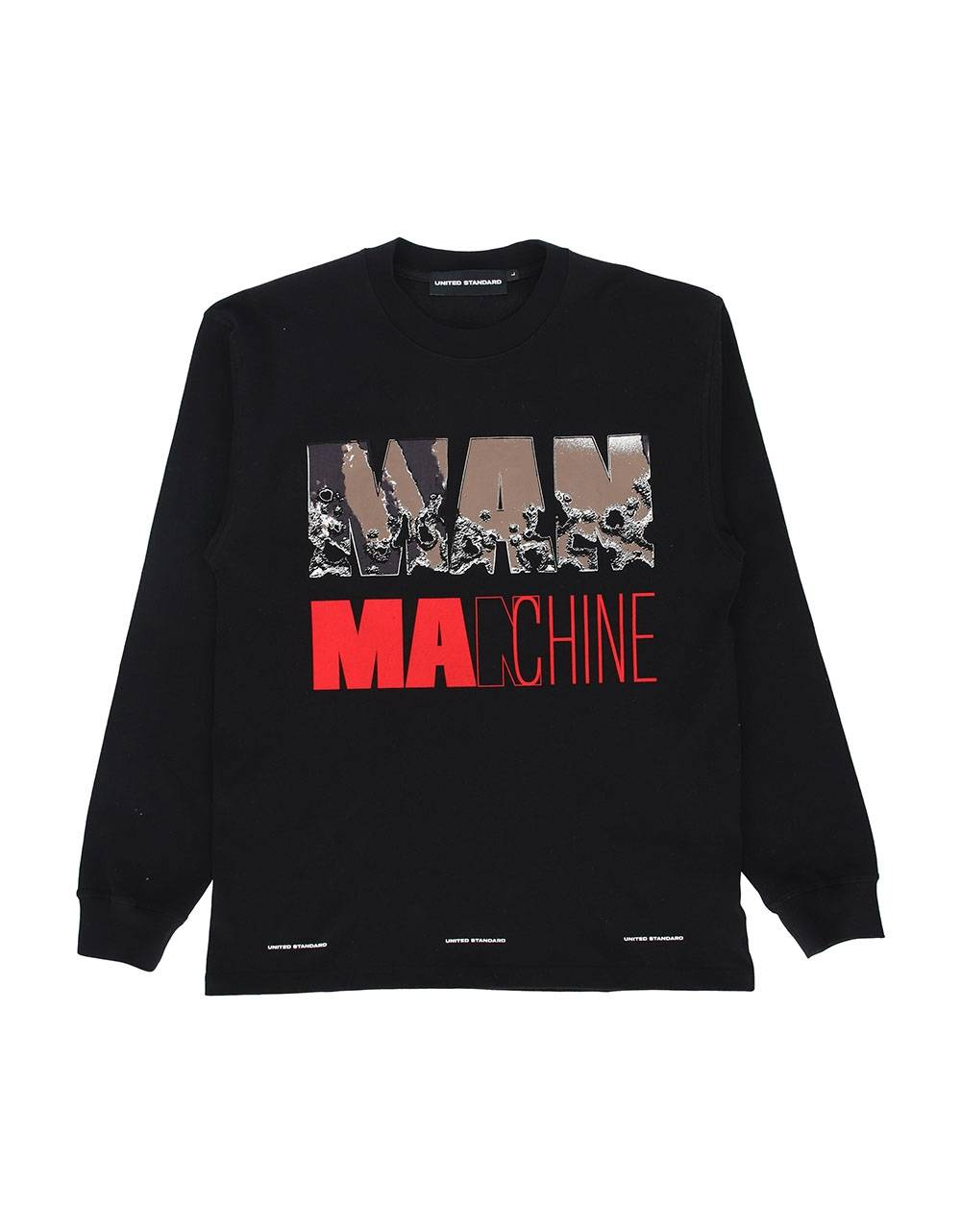 United Standard manchine longsleeve - black United Standard T-shirt 86,07 €