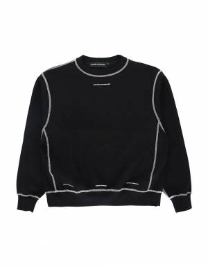 United Standard Logo crewneck sweater - black United Standard Sweater 156,00 €