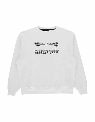 United Standard Rip crewneck sweater - white United Standard Sweater 151,64 €