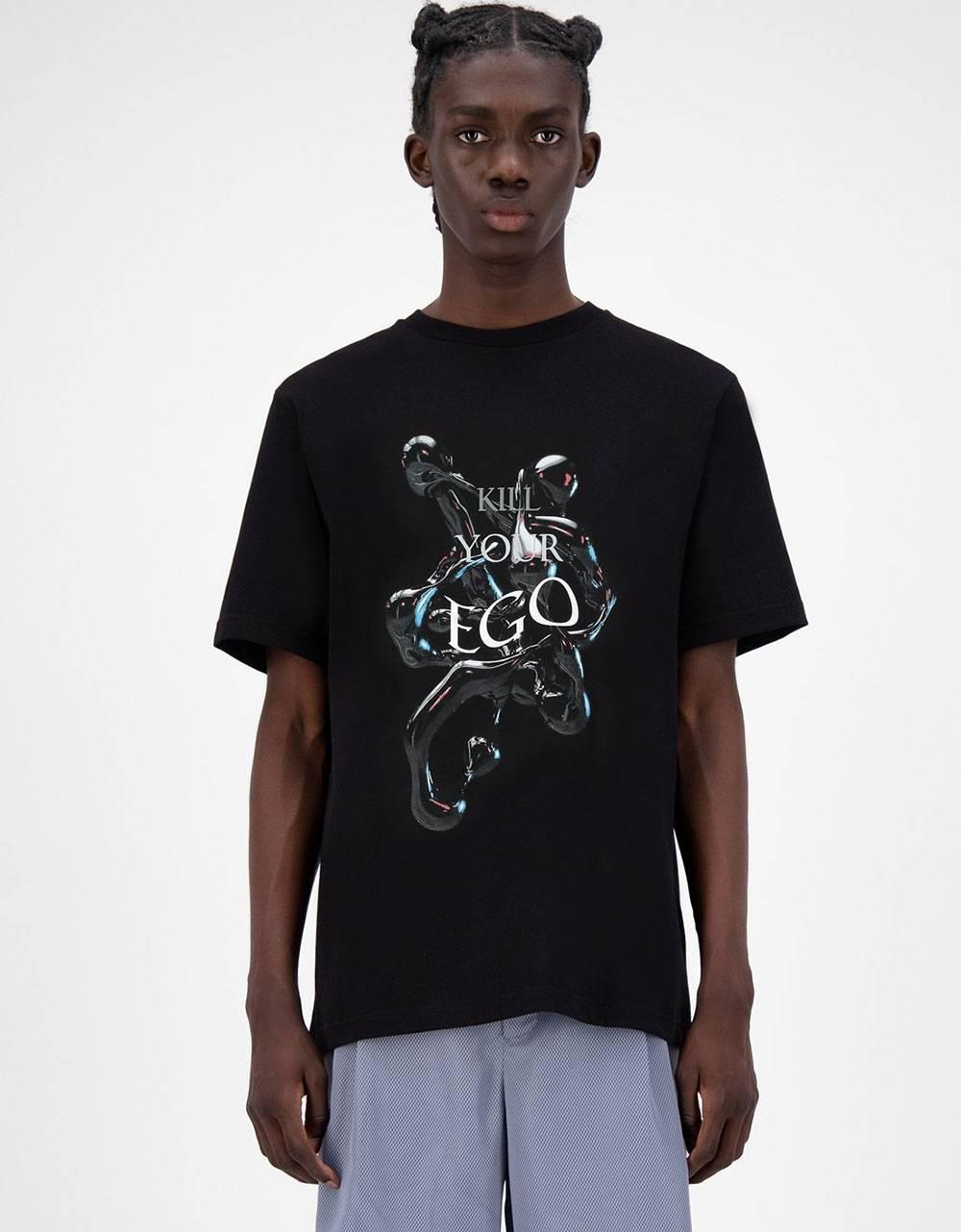 Daily Paper Jenbla t-shirt - black DAILY PAPER T-shirt 53,28€