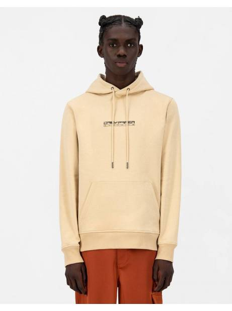 Daily Paper Japeb hoodie - pebble tan DAILY PAPER Sweater 135,00 €