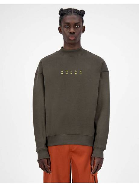 Daily Paper Jimfor crewneck sweater - forest green DAILY PAPER Sweater 135,00 €