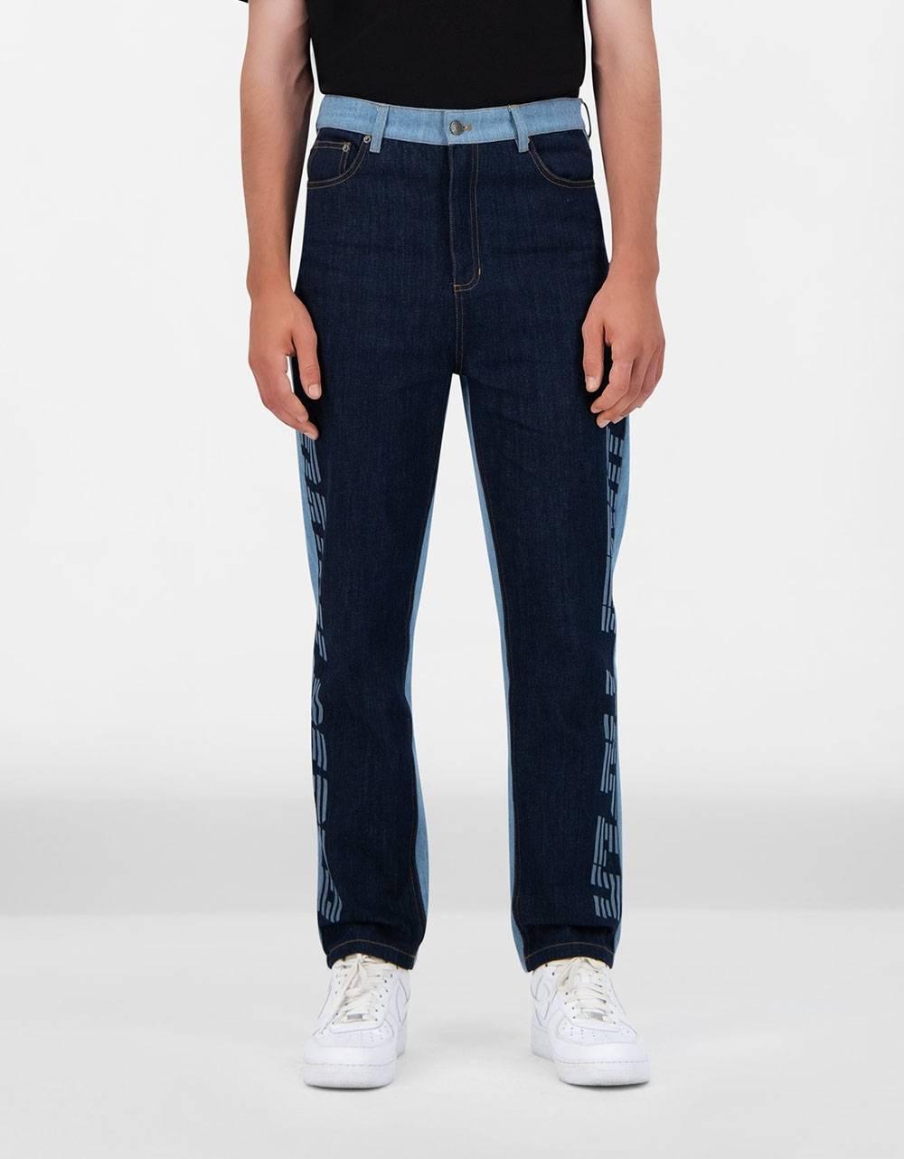 Daily Paper Josha pants - blue/black denim DAILY PAPER Jeans 127,05€