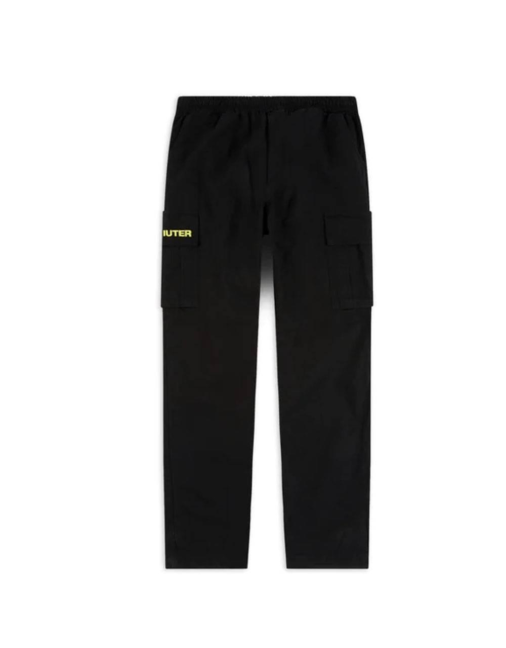 Iuter Cargo ripstop pants - Black IUTER Pant 89,34€