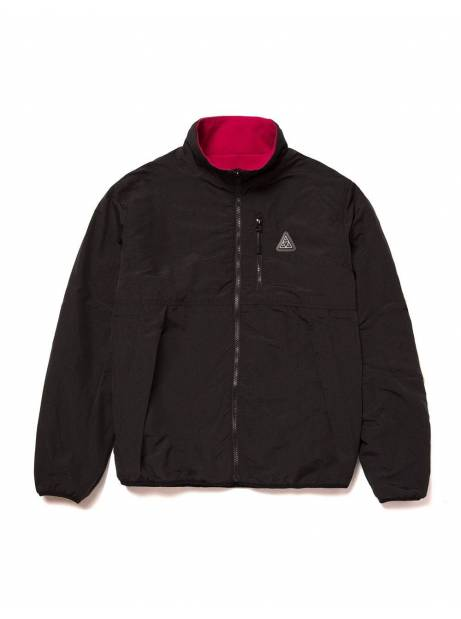 Huf Crisis reversible jacket - black Huf Jacket 179,51 €