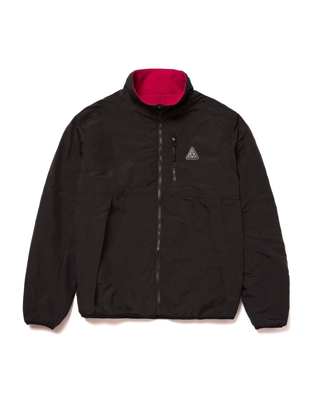 Huf Crisis reversible jacket - black Huf Jacket 209,00€