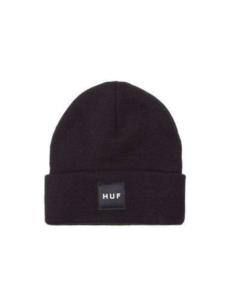 Huf Essentials box logo beanie - black Huf Beanie 35,00€