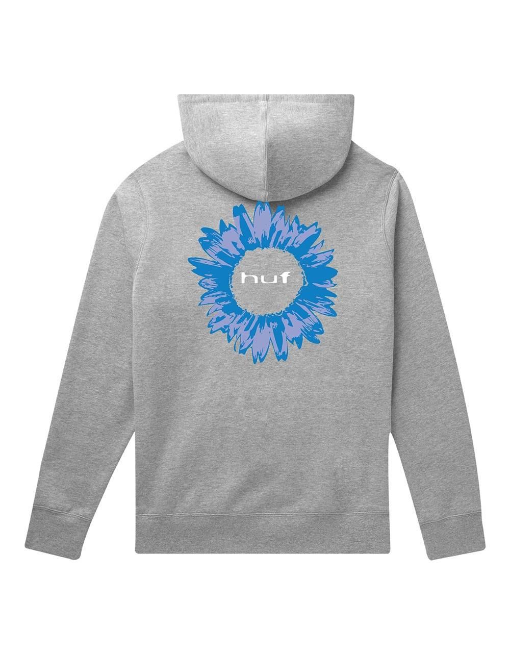 Huf Peaking P/O hoodie - grey heather Huf Sweater 112,00€