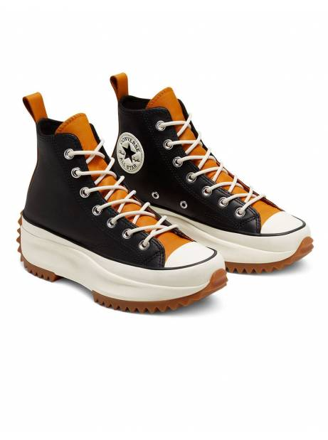 Converse Woman Run Star Hike high top - black/saffron yellow/egret Converse Sneakers 139,00 €