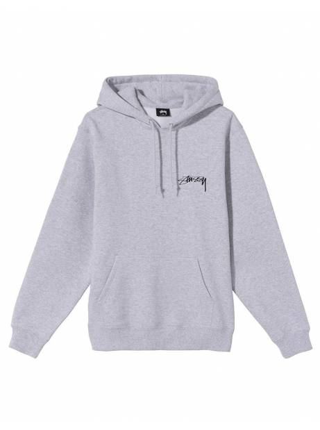 Stussy itp roses hoodie - ash heather Stussy Sweater 97,54 €