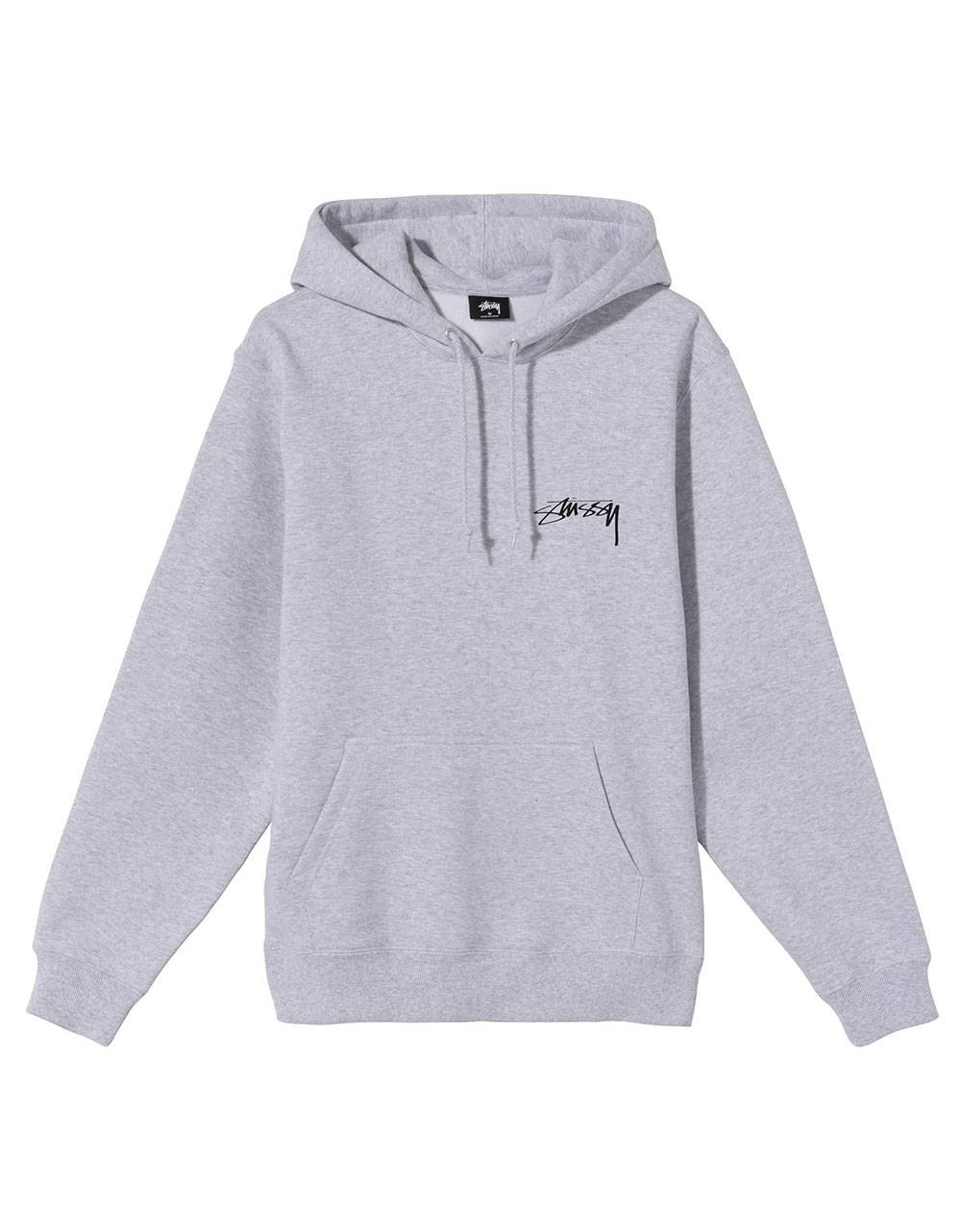Stussy itp roses hoodie - ash heather Stussy Sweater 119,00 €