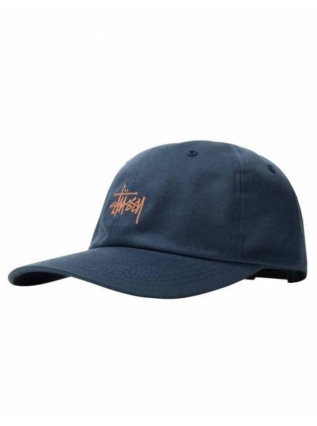 Stussy stock low pro cap - blue Stussy Hat 55,00€