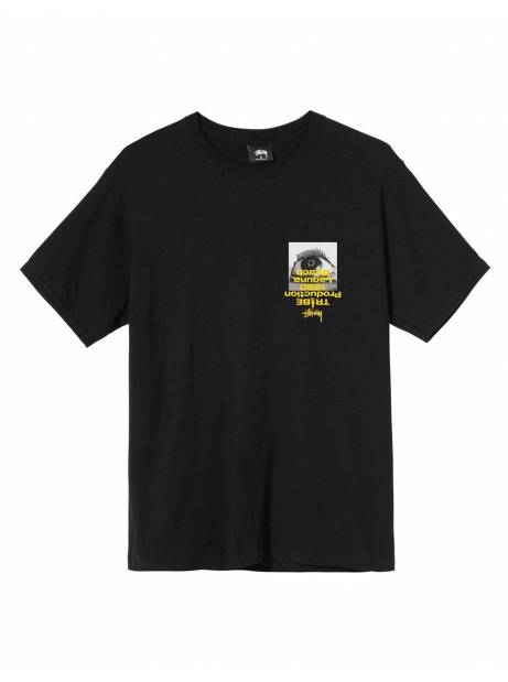 Stussy tribe t-shirt - black Stussy T-shirt 55,00€