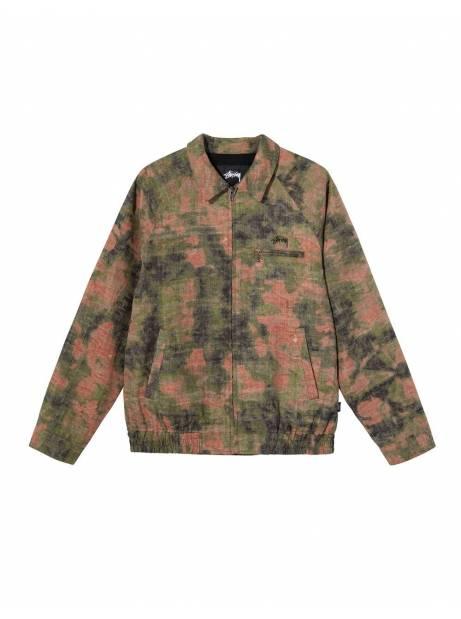 Stussy reverse jacquard bryan jacket - floral Stussy Jacket 179,51€