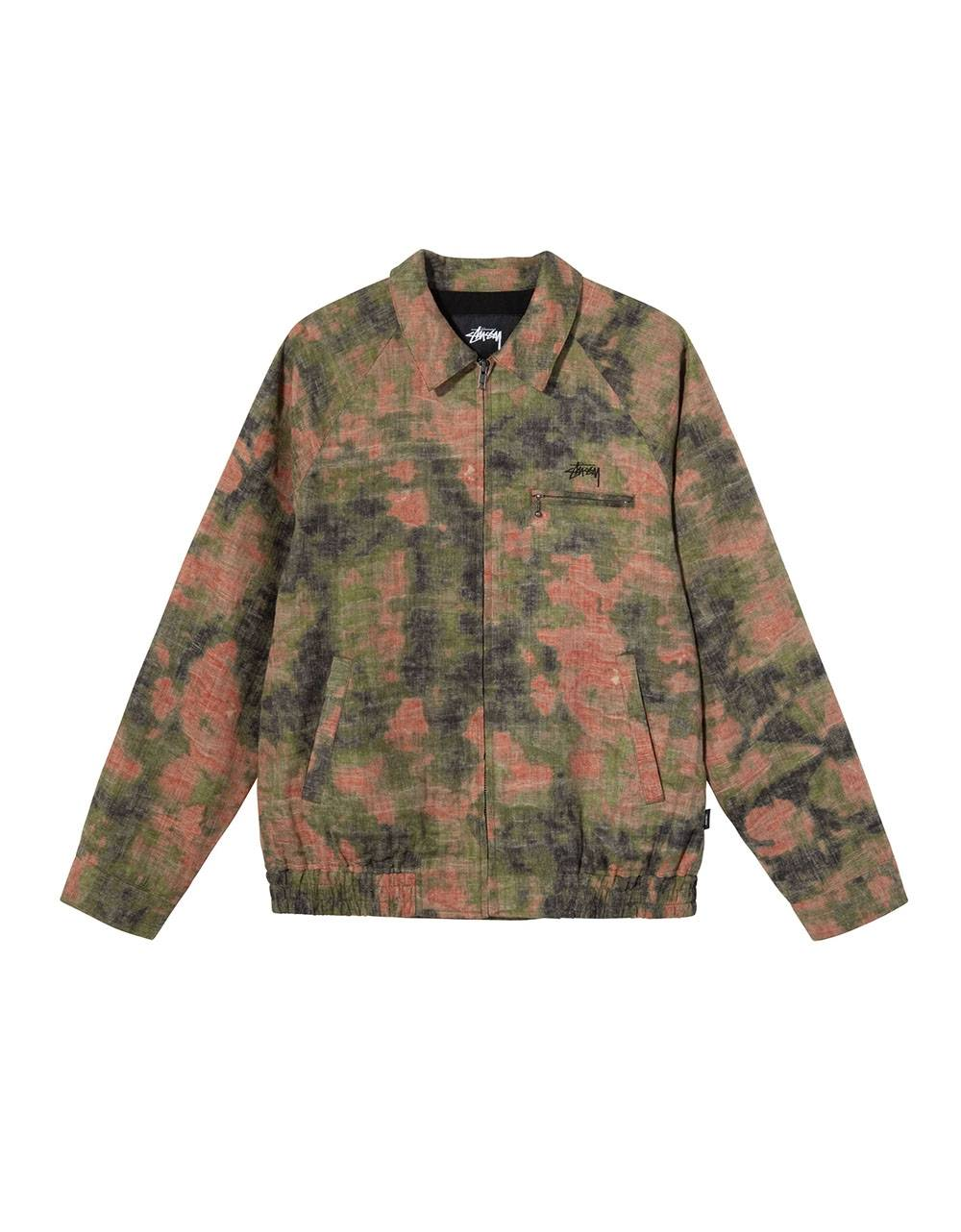Stussy reverse jacquard bryan jacket - floral Stussy Jacket 171,31€