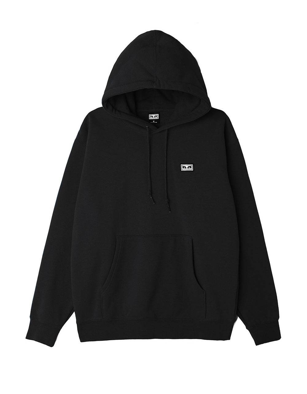 Obey All eyes II hoodie essential fleece - black obey Sweater 96,00 €