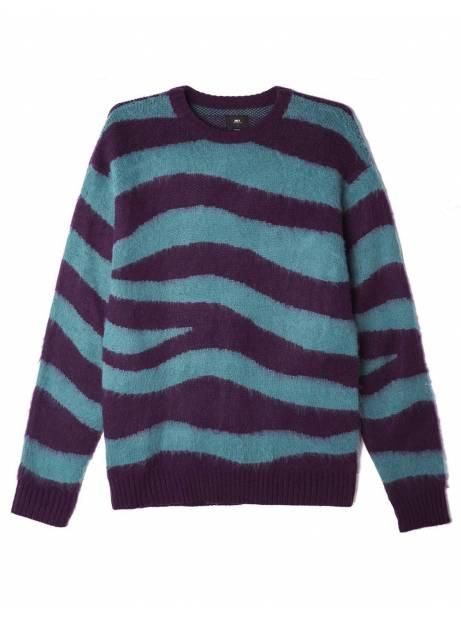 Obey Dream sweater - green multi obey Knitwear 110,00€