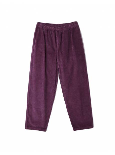 Obey easy od cord pants - blackberry wine obey Pant 99,00 €