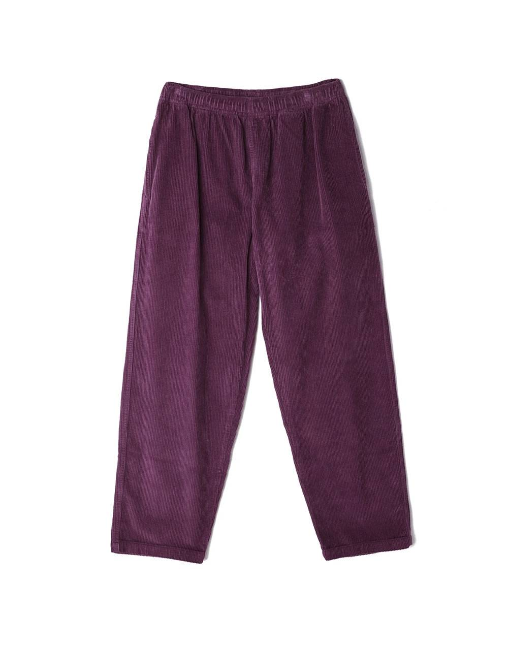 Obey easy od cord pants - blackberry wine obey Pant 81,15€